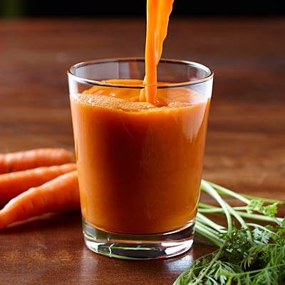Carrot Juice In Slow Juicer : How to Make Carrot Juice with a Juicer Beverage